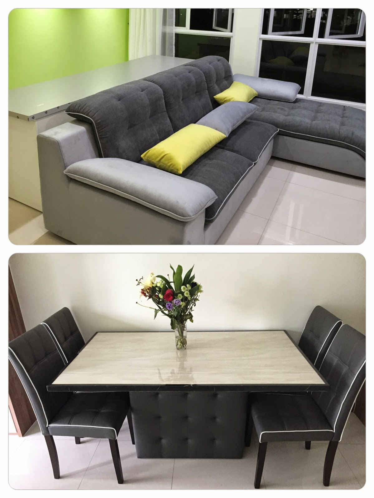 Sofa Shop In Johor Bahru Home Renovation Completed Just2me