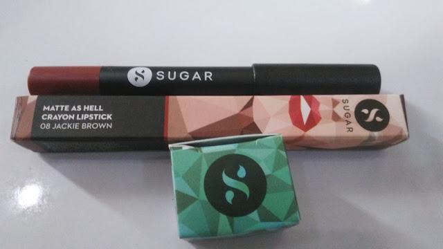 Fab Bag July 2017 Product - Sugar Matte Lipstick
