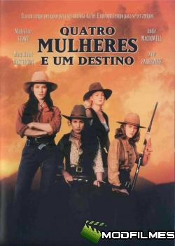Capa do Filme Quatro Mulheres e Um Destino