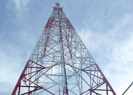 Tower SST terbaru 62 meter