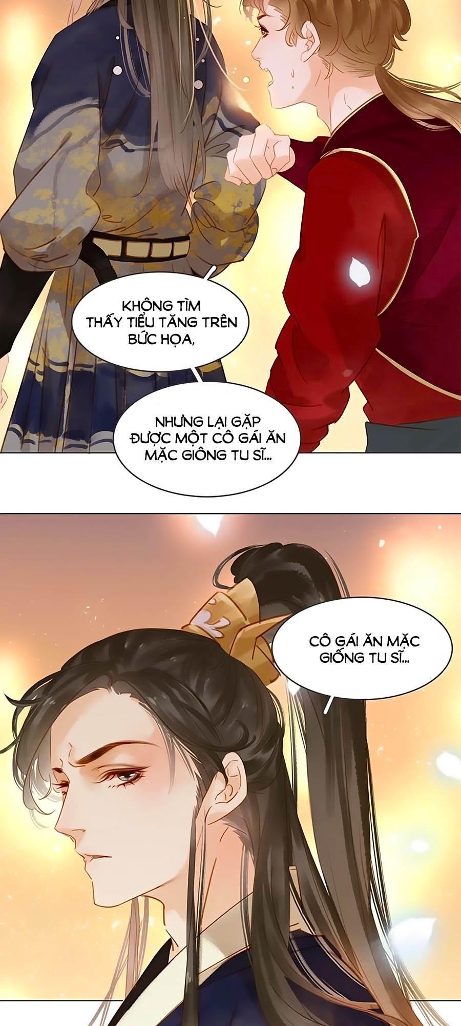 Tiểu sư phụ, tóc giả của ngài rơi rồi! chap 12 - Trang 2