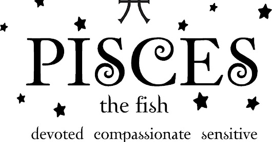 Pisces, Celebrate by Decorating Your Room with Your Sign as the Theme