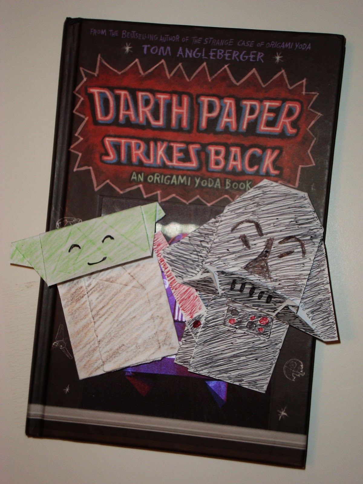 This is Your Brain on Books: Darth Paper Strikes Back