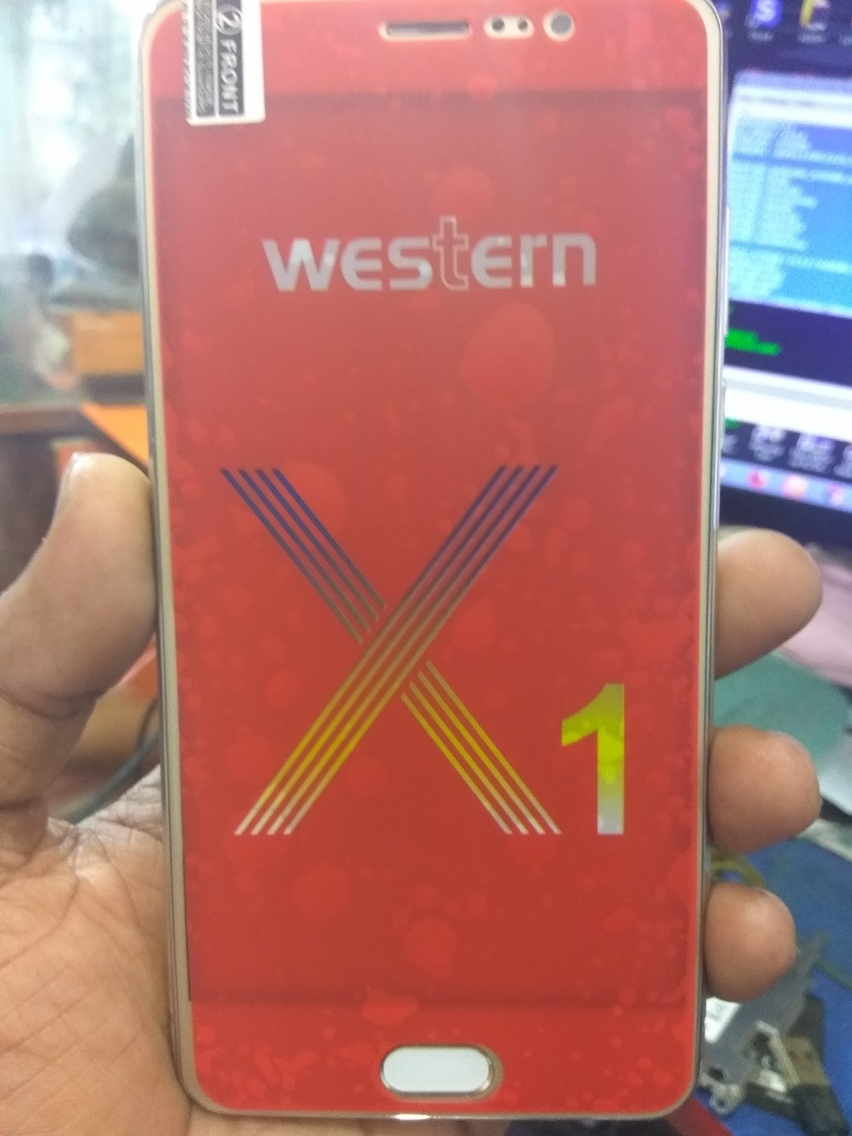 western x1 flash file MT6580 V5 1 BIN file Tested by Rehan Tele
