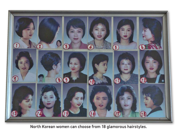 45 North Korean Hairstyle Rules Pdf Psd Eps Cdr Doc