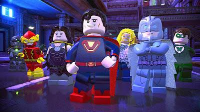 Lego Dc Super Villains Game Screenshot 1