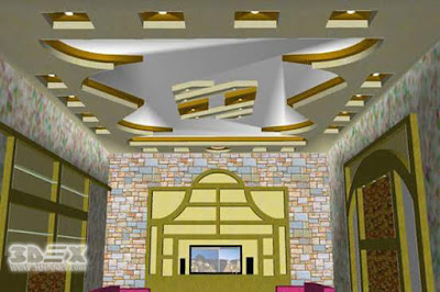plaster false ceiling designs for luxury classic living rooms