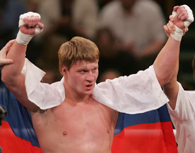 Alexander Povetkin rusia