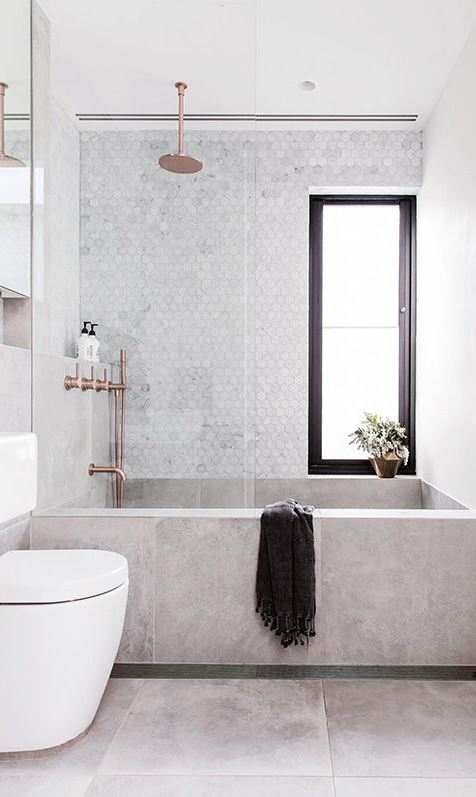 inspiring bathroom decor idea