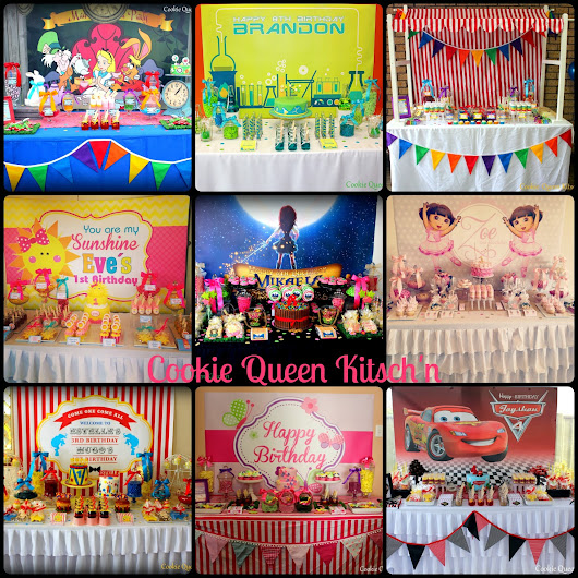 TOP 9 Kids Birthday Parties of 2015