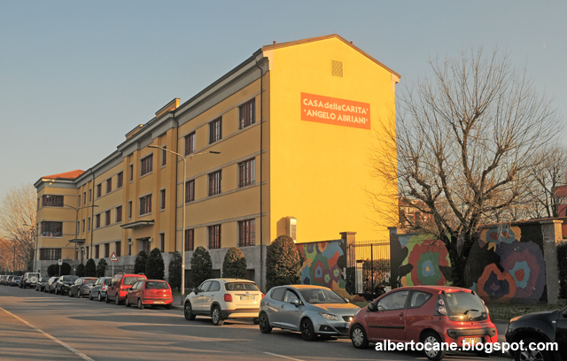 Casa della carità Milano