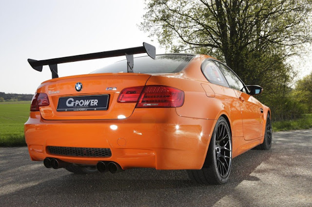 BMW M3 Sporty Drive by G-Power Back View