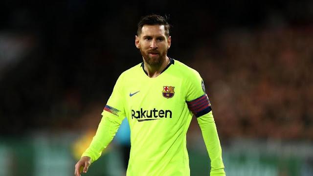 Messi Sudah Tahu Takkan Menangi Ballon d'Or Tahun Ini
