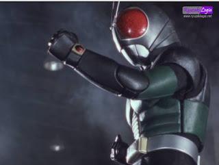 Download Kamen Rider Black RX Episode 02 Subtitle Indonesia