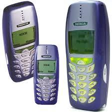 spesifikasi Nokia 3350