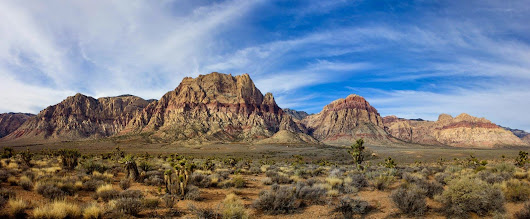 A Day In Red Rock Canyon, NV