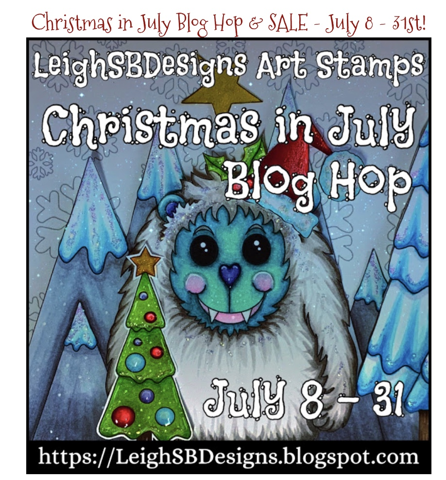Christmas in July Blog Hop