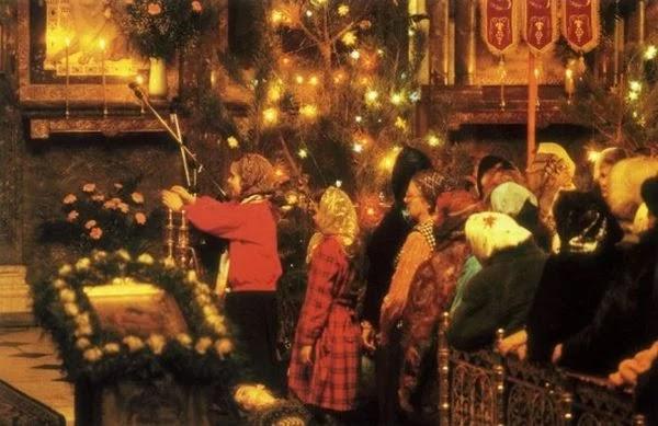 Ιερά Μονή Οδηγήτριας: «Δώρο στον Χριστό»: Χριστουγεννιάτικη ιστορία