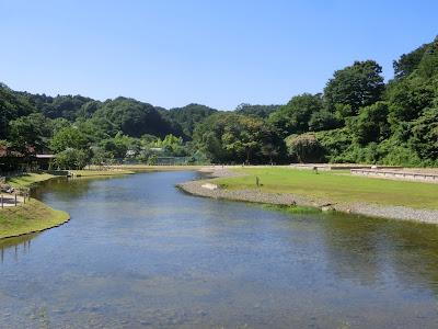 永福寺苑池(庭園)