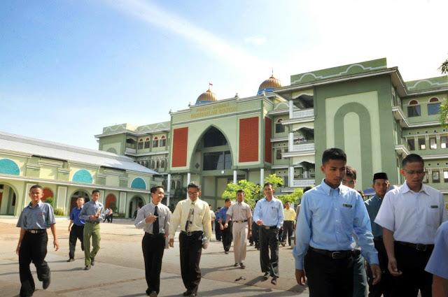 Belajar Mujahadah dari Pesantren Darussalam Gontor