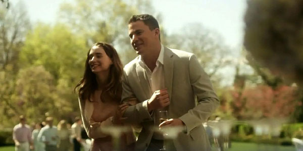 Channing Tatum and Rooney Mara in Side Effects