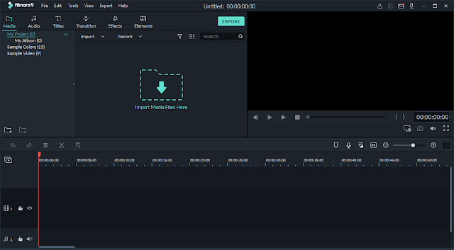 Wondershare Filmora 9.1.1.0 Crack Registration Code Serial Key