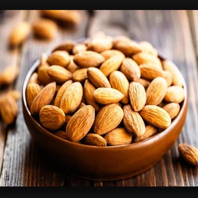 cara membat masker almond