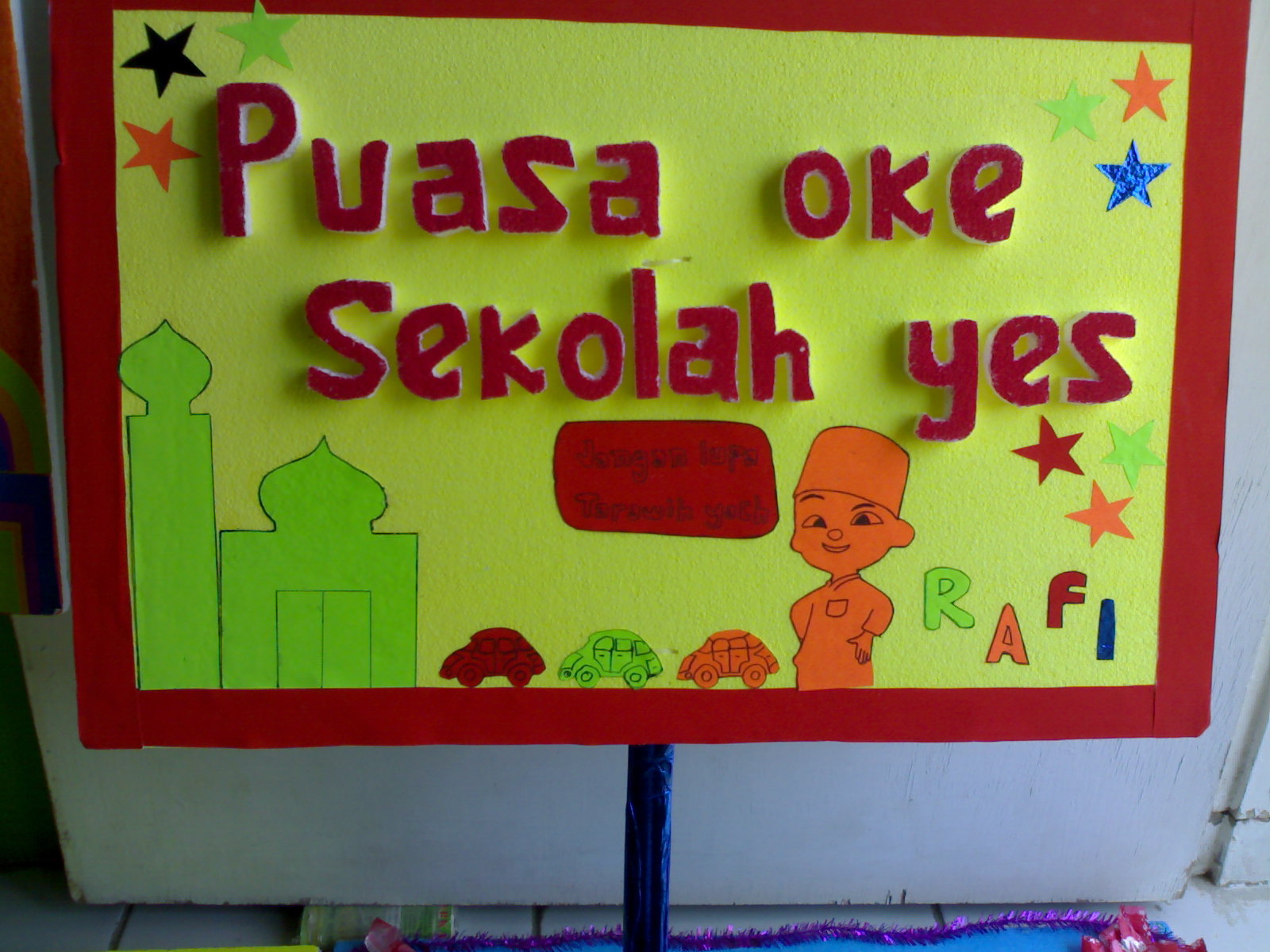 Download 101 Gambar Poster Ramadhan Anak Sd Terbaru Gratis