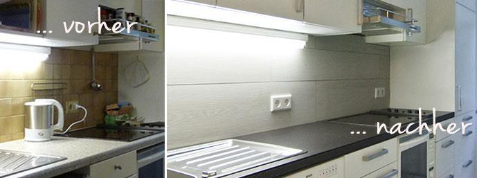 Wir renovieren Ihre Kche  weisse Kueche  welche Arbeitsplatte passt
