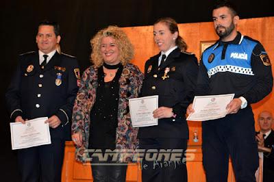 Policía Local Aranjuez