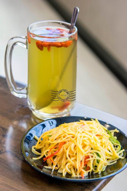 The Taste of Ningxia (宁夏) China Cuisine @ Kung Fu Kitchen, Georgetown, Penang