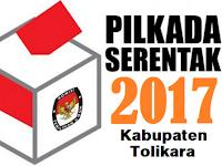 Nomor Urut Calon Peserta Pemilukada Kab.Tolikara 2017