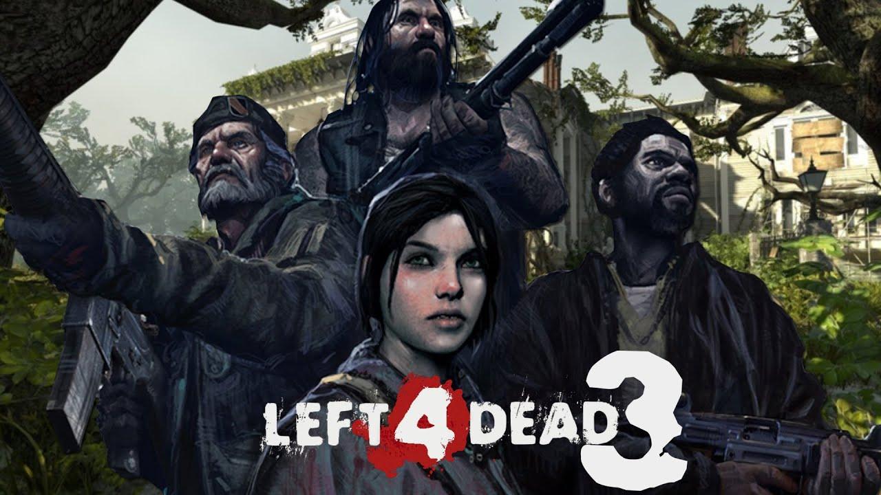 Surgem imagens da versão cancelada de Left 4 Dead 3