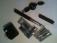 electronic cigarette tips tutorials for new e-cigarette users Innokin Lea e-cigarette review picture