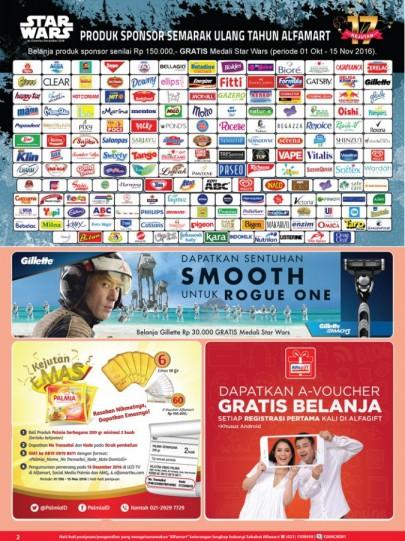 Katalog Promo Alfamart Akhir Pekan Minggu Ini Terbaru Oktober 2016