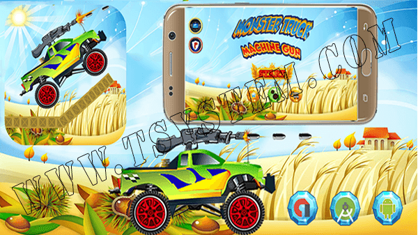 download CodeCanyon - Monster Truck Machine Gun With Admob Banner & Interstitial (Android Studio Project)