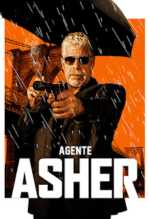 Agente Asher - BDRip Dual Áudio