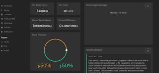 Cara Mining Bitcoin Gratis di BtcStorm