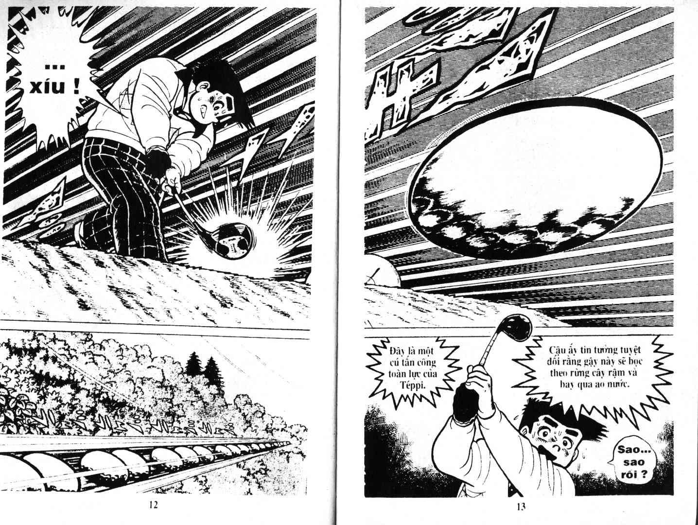 Ashita Tenki ni Naare chapter 48 trang 5