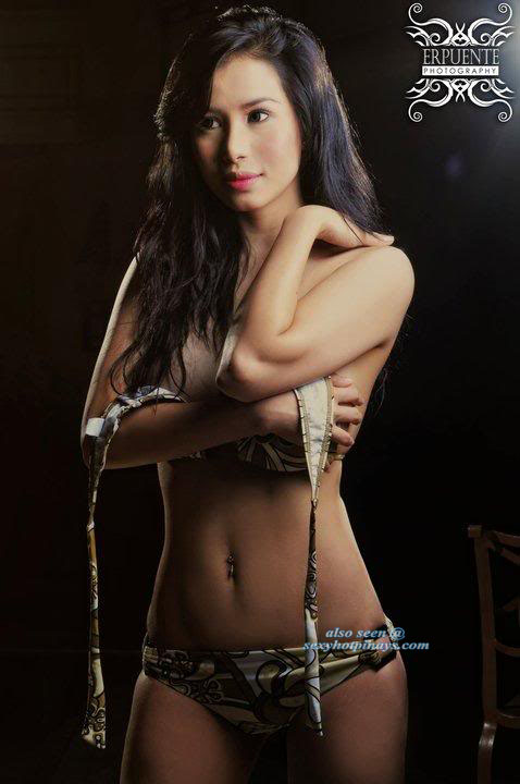 Isabel Dela Cruz Topless Picture