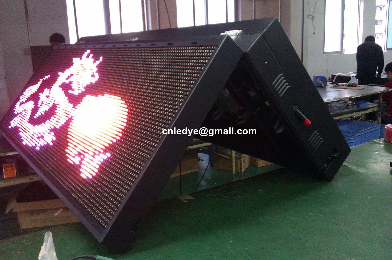 Outdoor Led Marquee Signs