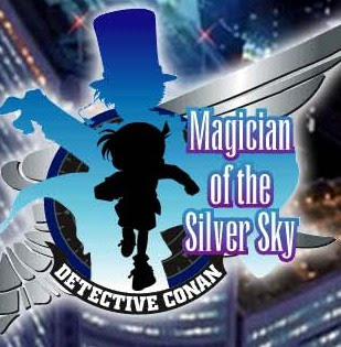 8. Magician of the Silver Sky