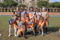 FLAG FOOTBALL - San Juan Dolphins rompen con la hegemonía de los Firebats en la LVFF