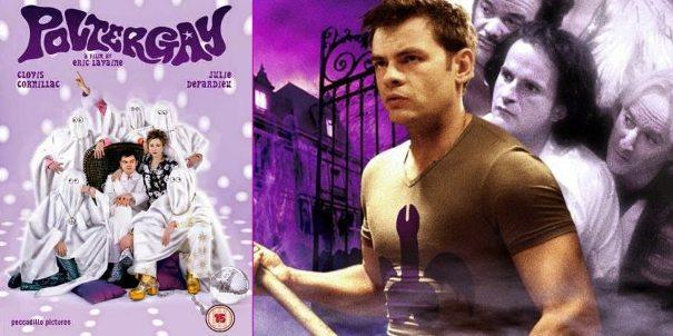 Poltergay, película