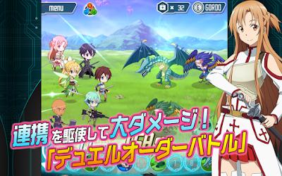 Sword Art Online Mod APK