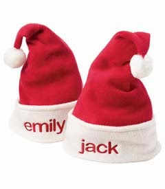 "Chasing Fireflies ""Call-Me-Santa"" Hat"