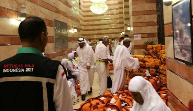 Calo Haji Bergentayangan di Hotel Tempat Menginap Jamaah, Jasa Kursi Roda Dipatok 1000 Riyal