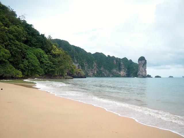 Ao Nang beach, Krabi, Thailand