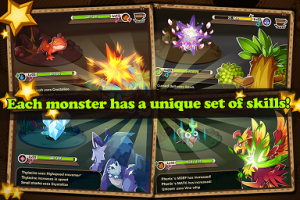 Haypi Monster MOD APK Terbaru Februari 2016 screenshot 5