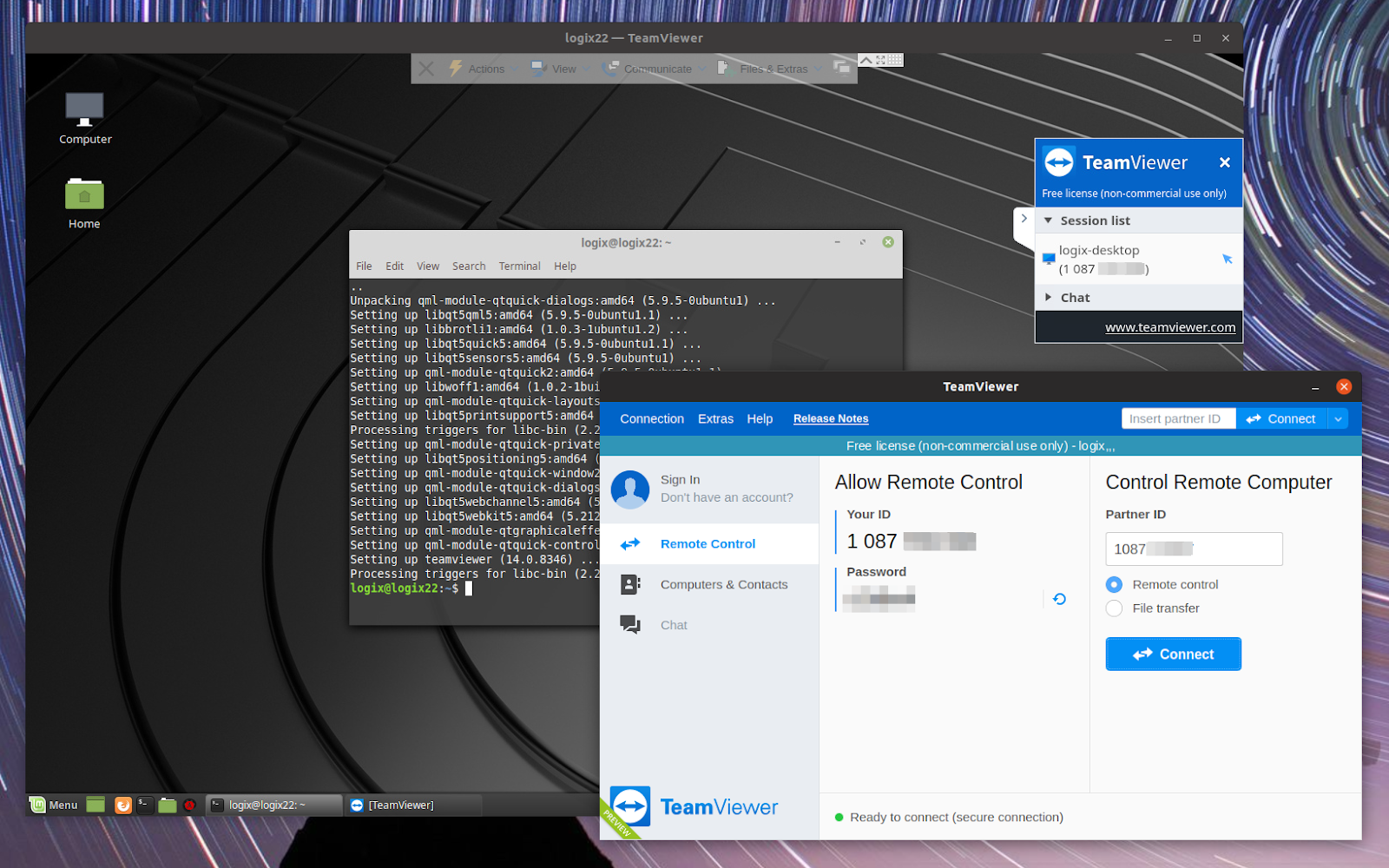 teamviewer full version crack android